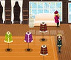 Kışlık Kıyafet Mağazası İşletme oyunu oyna