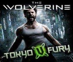 Wolverine Tokyo Fury Game