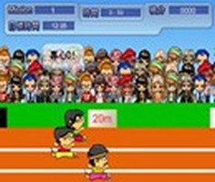 100m Koşu oyunu oyna
