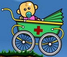 Zombi Bebek Arabası oyunu oyna