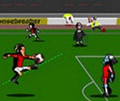 Zombi Futbolu oyunu oyna