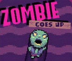 Zombi Yukarı Çıkıyor oyunu oyna