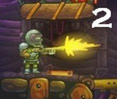 Zombi Robotu 2 oyunu oyna